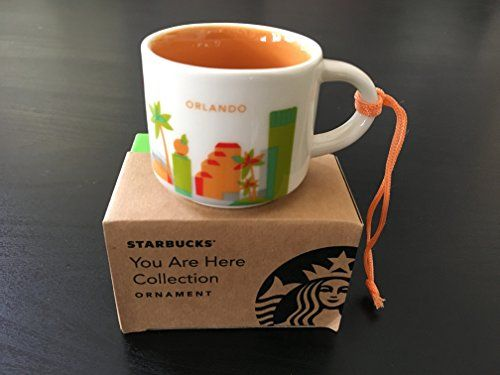 Starbucks You Are Here Collection Orlando Ornament Starbucks https://www.amazon.com/dp/B01EIND6K0/ref=cm_sw_r_pi_dp_x_2pqryb0CREXD5