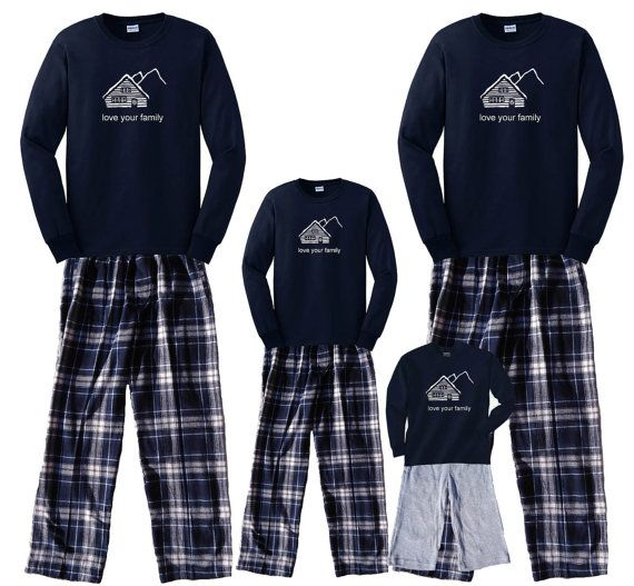 357d2ce09f Cabin Mountain Retreat Family Matching Outfits for Mom