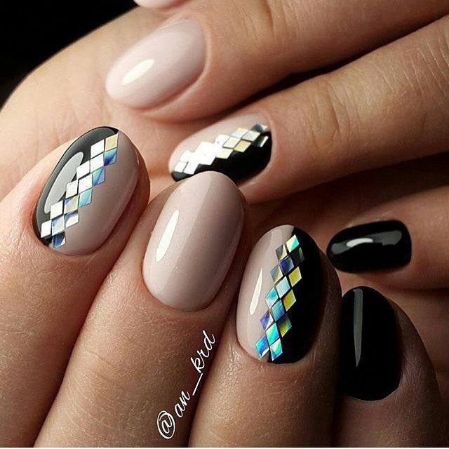 Pin By L Michele On Nail Art Trendy Nails Manicure