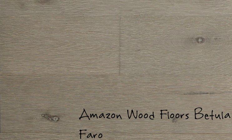 Amazon Wood Floors Betula, Faro wire-brushed European Oak hardwood. - Amazon Wood Floors Betula, Faro Wire-brushed European Oak Hardwood