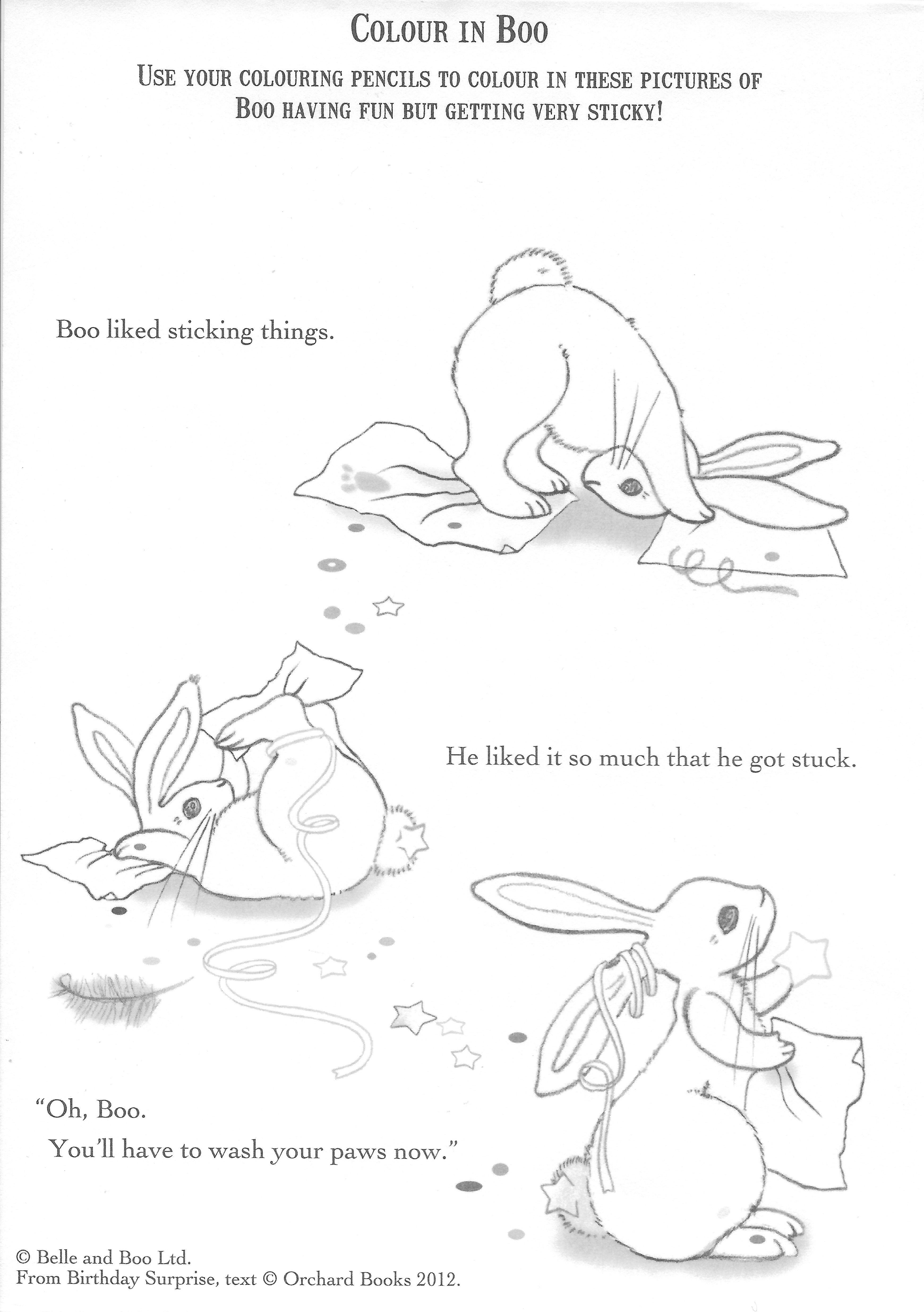 Pin By Natalya Bojkova On Deti Bunny Art Belle And Boo Rabbit Drawing
