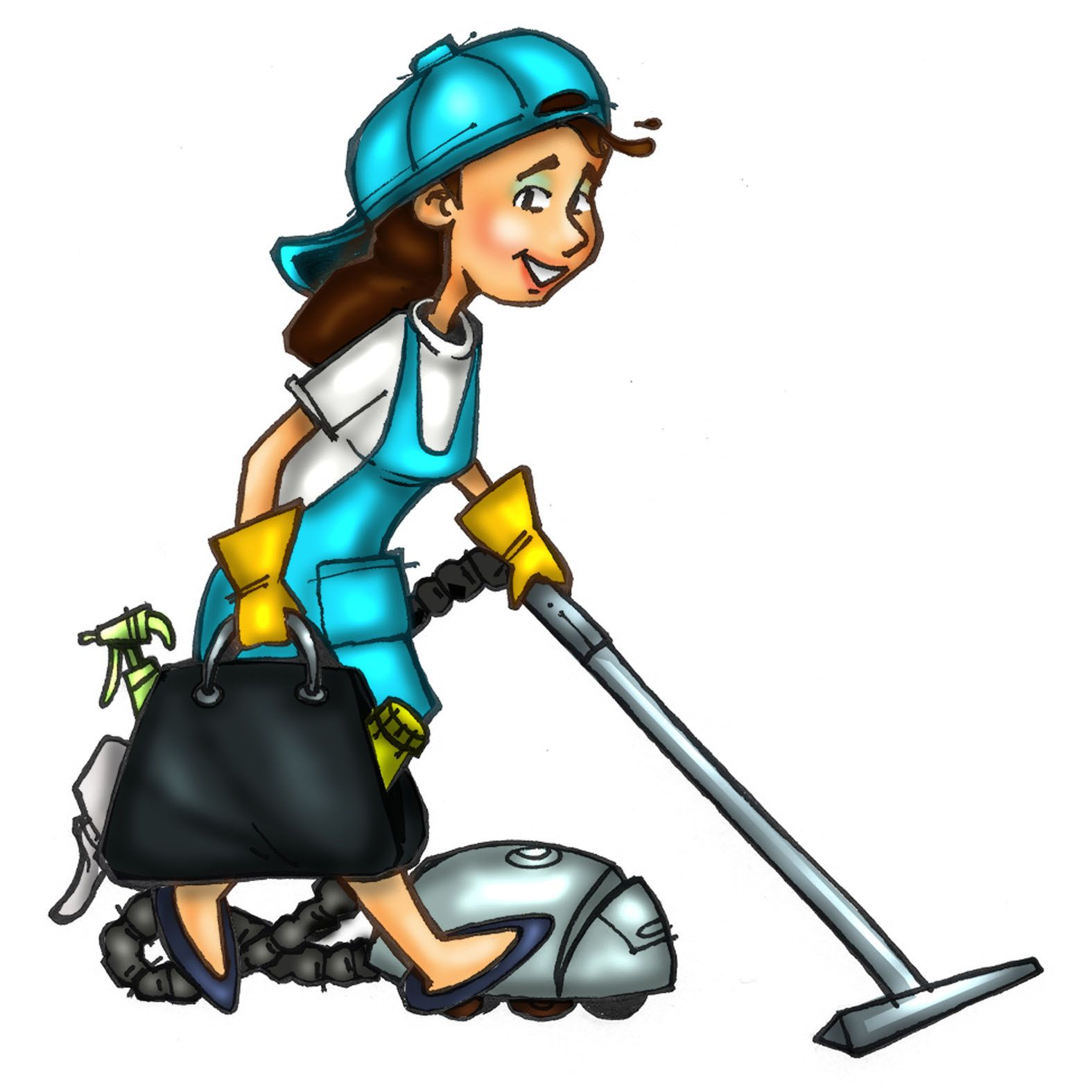House Cleaning Logos Clipart Free Clipart Nettoyage de