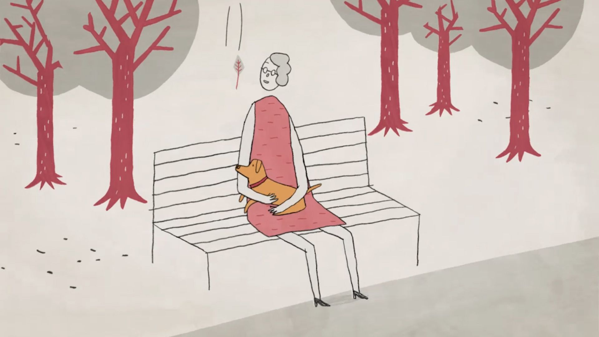 A series of five animations for the agency Mullen and their client MassMutual. Each animation features a different true life story raising the importance of planning for the unexpected. Working with the illustration and art of Brian Rea we brought to life five stories about life, death, and the great moments in between.
