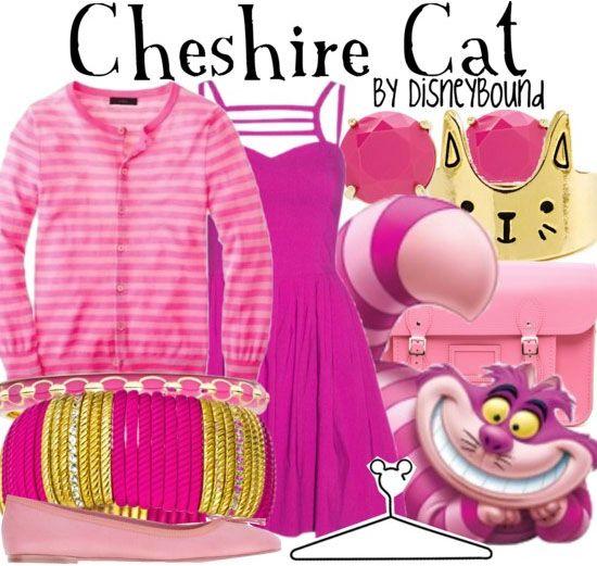 Cheshire Cat From Alice In Wonderland Looks Disney E Look