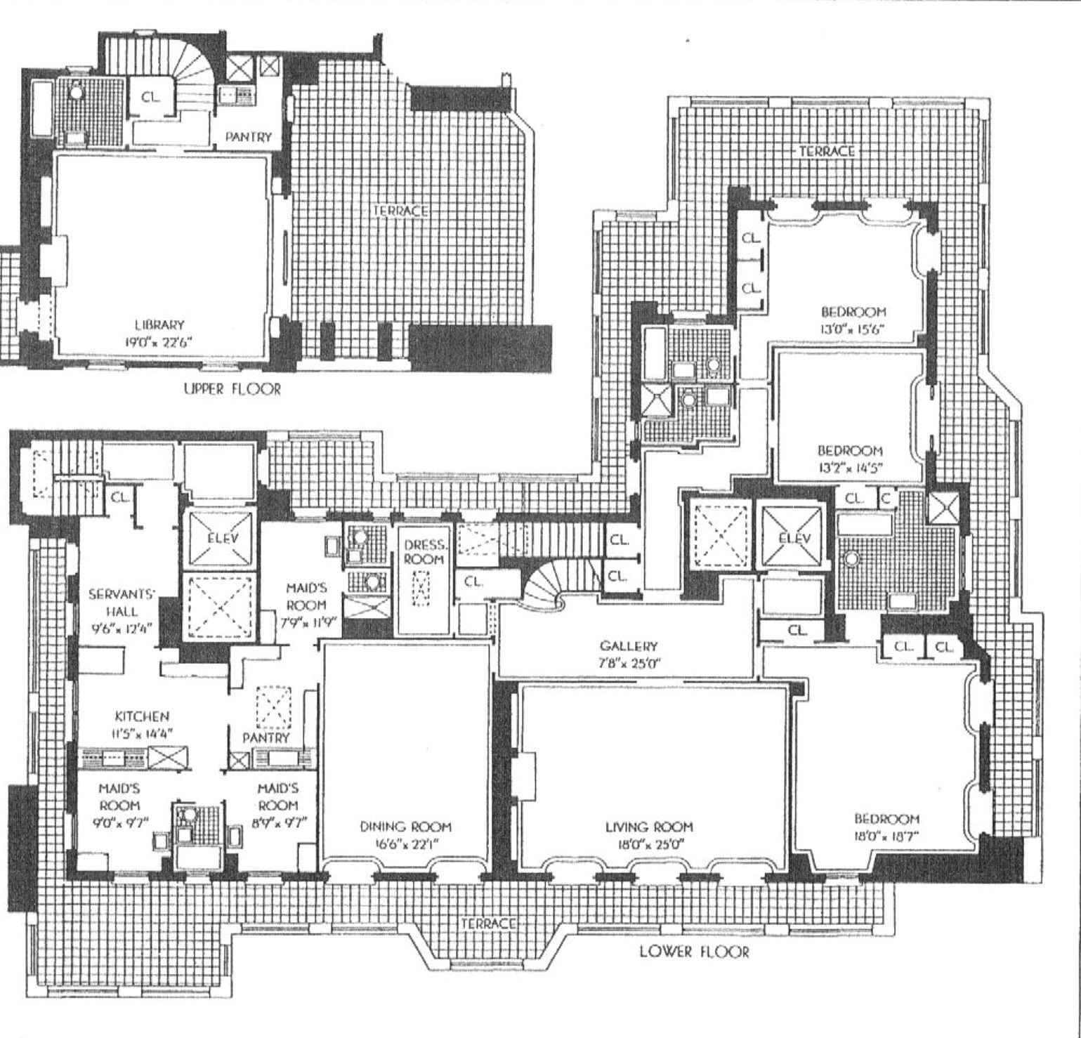 Pin By Fb On Case House Apartment Floor Plans Floor Plans New York Apartments
