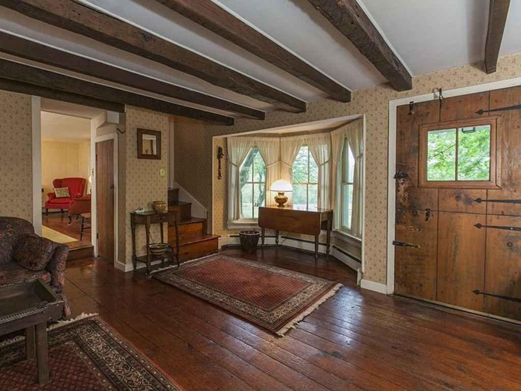 1742 House In Flemington NJ Notice Stairs To The Left Architecture Interior DesignInterior