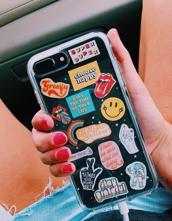 how to be a VSCO girl – phone case