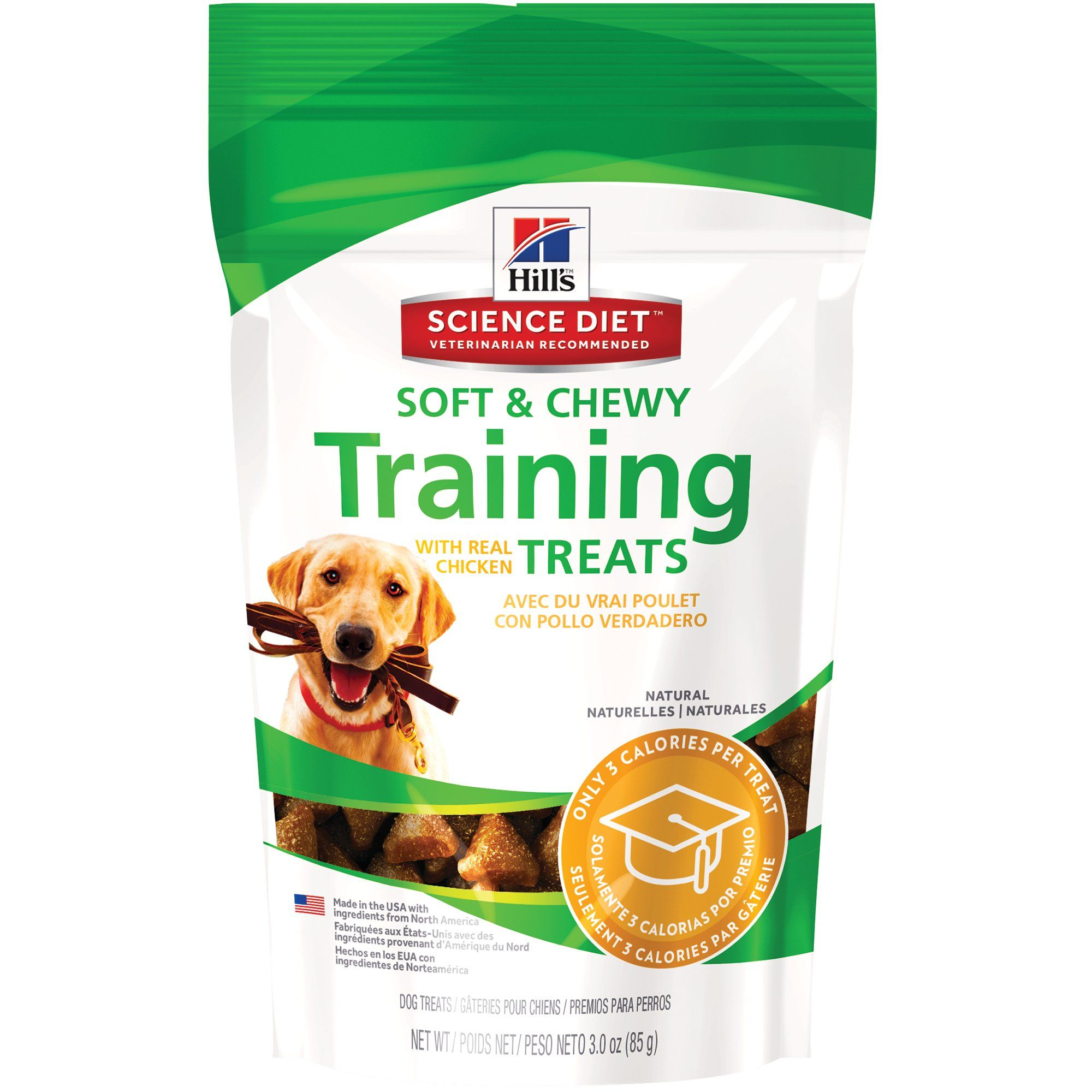 Hill S Science Diet Chicken Training Treats For Dogs 3 Oz