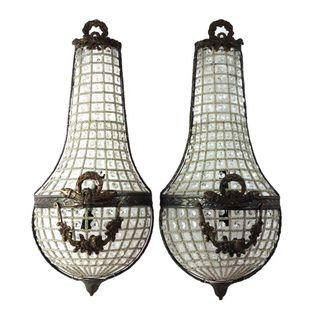 Garland sconces medium sconces french empire style wall sconces garland sconces medium sconces french empire style wall sconces as seen on real housewives of beverly h fixer upper tv show swedish aloadofball Images