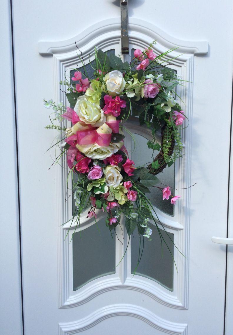 Diy Wreaths For Front Door Modern