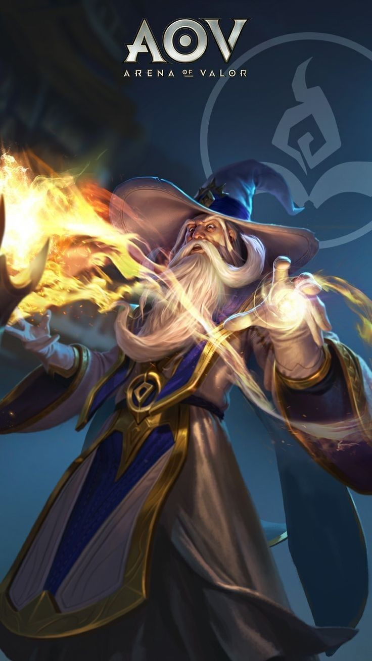 Ignis Mage Arena Of Valor Aov Arena Of Valor Wallpapers Pinterest Mobile Legends Game Art And Games