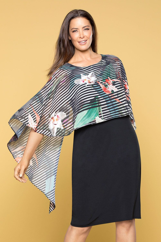 59eb7f66f7b Sara Overlay Dress Online