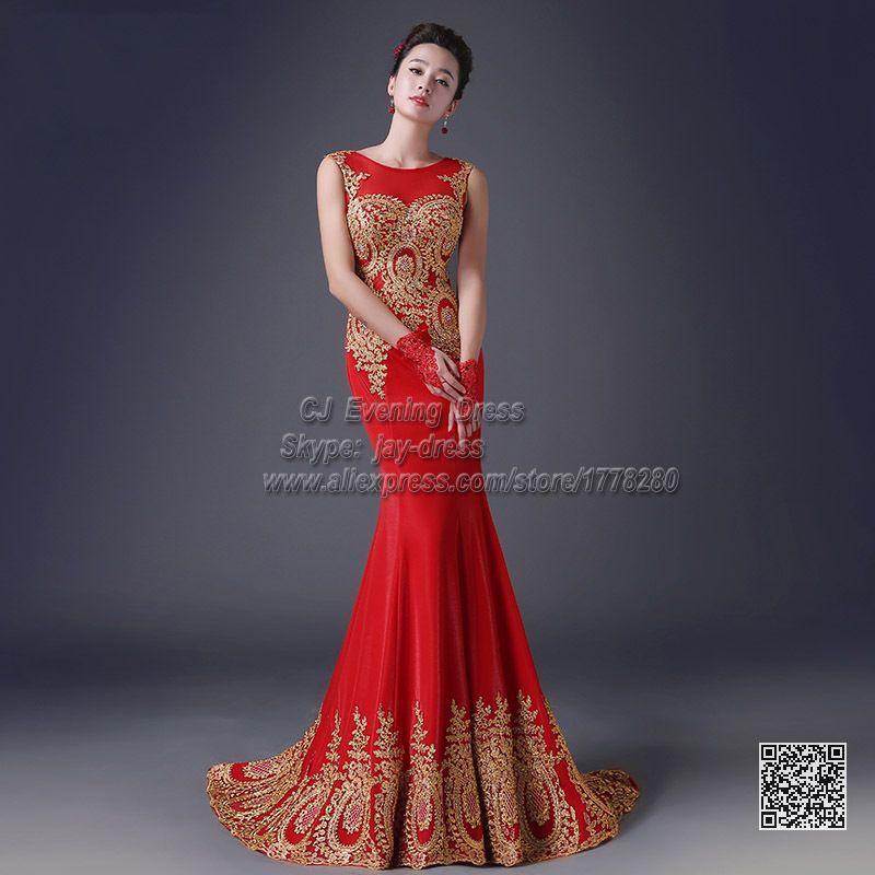 Robe de soiree pas cher oriental