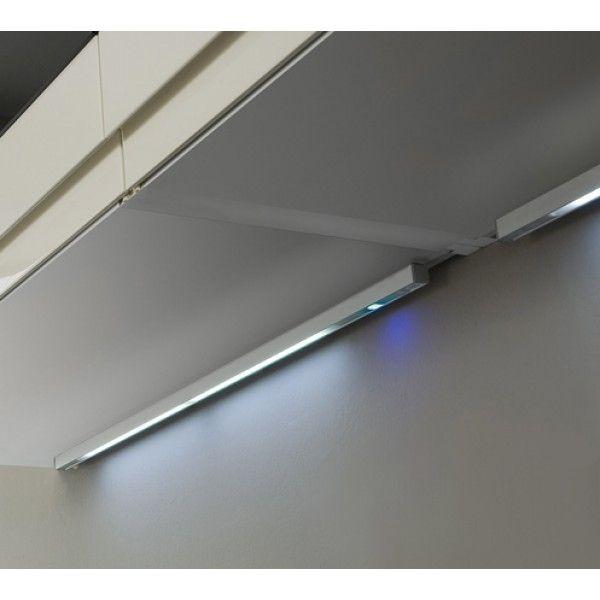 Luce illuminazione BALI Led sottopensile alluminio cucina cm 120 ...