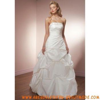 Liebstes Brautkleid 2012 Bestverkauft aus Satin mit Ruffle ...
