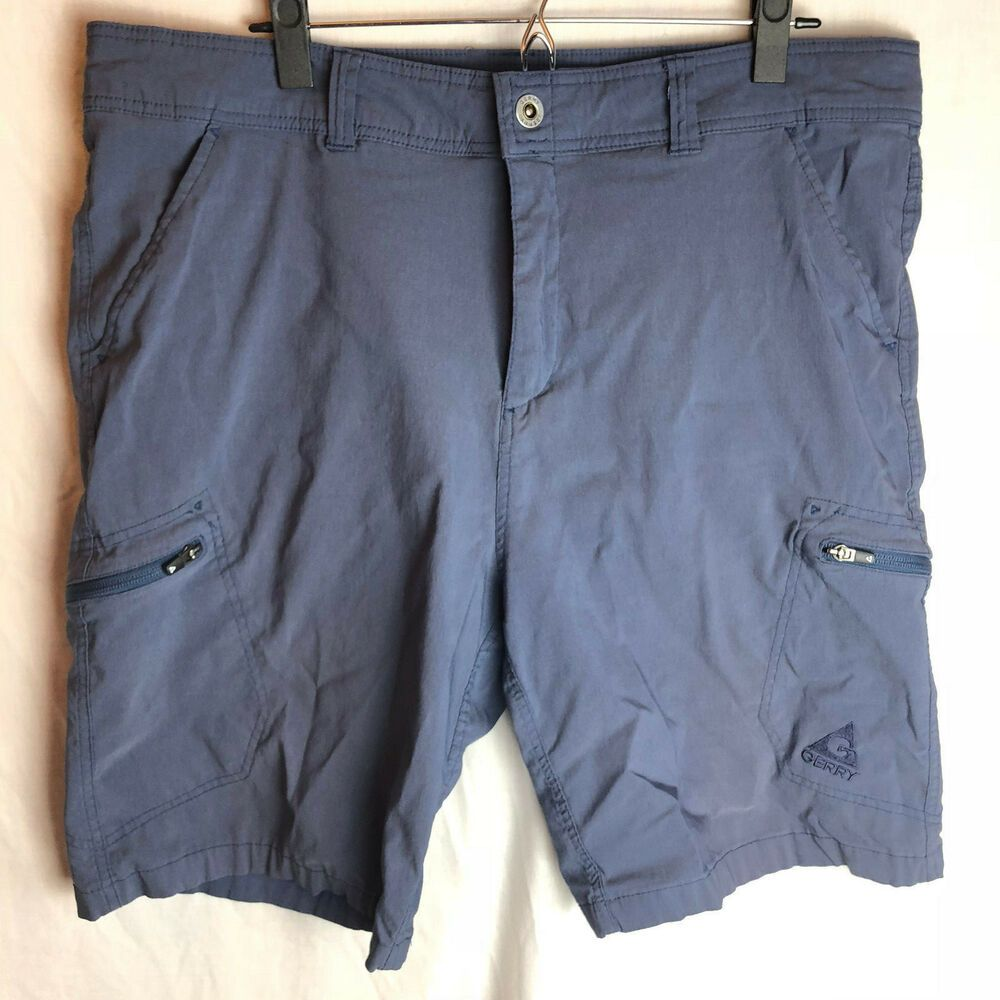 d948aa4cf8 Gerry River Shorts Size 40 Mens Stretch Cargo Blue #Gerry #Cargo ...