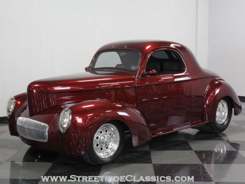 1941 Willys Coupe | Me | Pinterest | Coupe and Cars