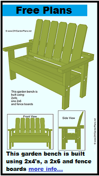 Gambrel Barn Shed Plans With Loft Garden Bench Diy Garden Bench Plans Diy Shed Plans