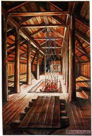 File:J.R.R. Tolkien - Beorn's Hall (Colored by H. E. Riddett).jpg