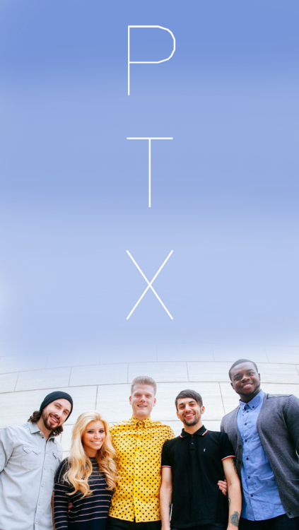 I Want To Turn This Into A Poster For Them To Sign Pentatonix