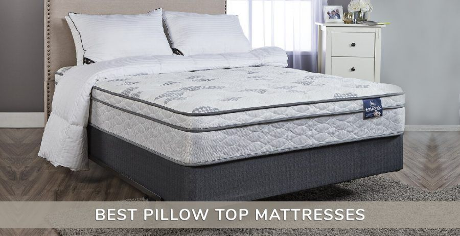 Best Pillow And Top Mattresses 2018 Review And Buyers Guide Voonky Reviews Mattress Best Pillow Top Mattress