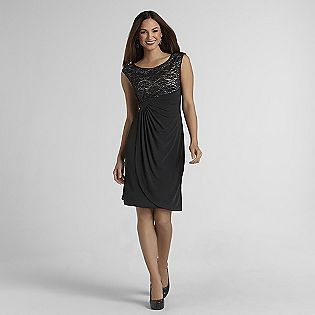 DeCosmo Likes Sears Your Way Womens Lace Party Dress