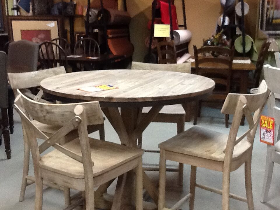 Table Amp Chairs From Unclaimed Furniture Duncan SC