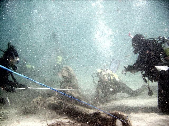 Un Master en archéologie sous-marine voit le jour en Italie. Une première en Europe ! | Noir sur Blanc