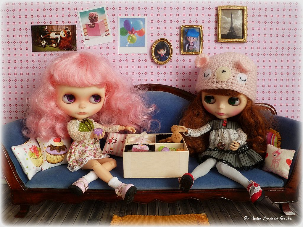 Zoe and Poppy's Valentine's Candy Day 2of5 | Flickr - Photo Sharing!