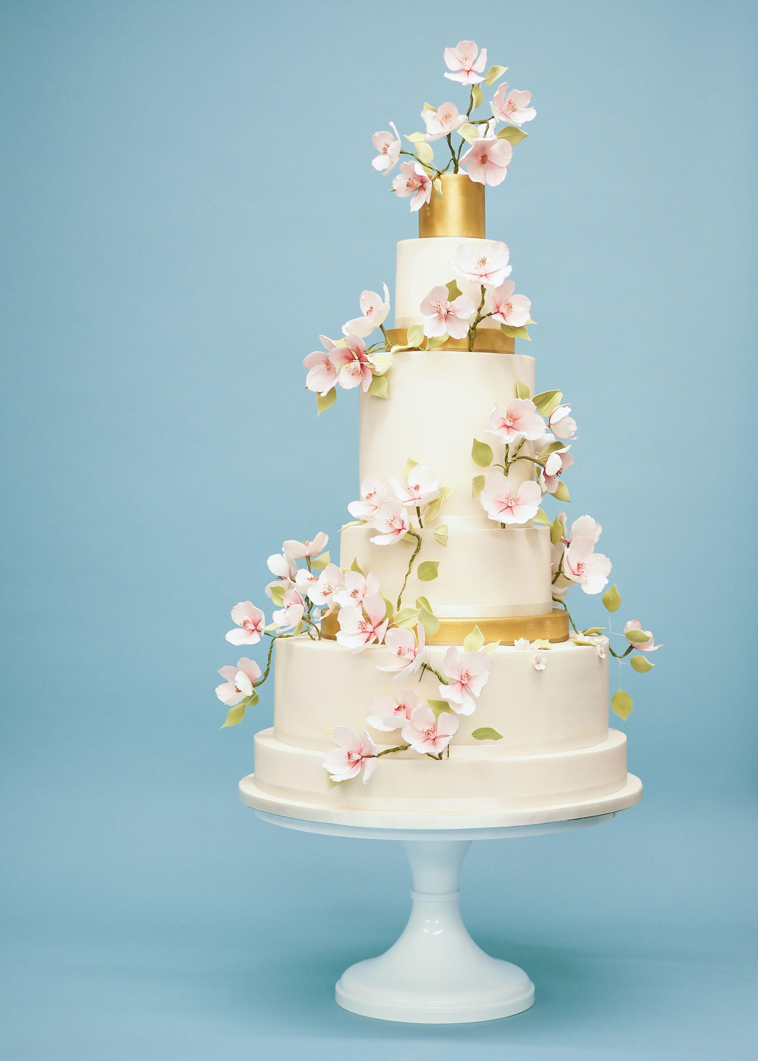 Pin di White Sposa Magazine su Cake by Rosalind Miller | Torte