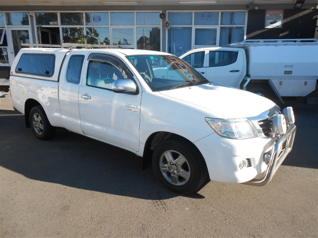 2013 toyota hilux extra cab sr5 4.0 v6 #toyotahilux #extracab
