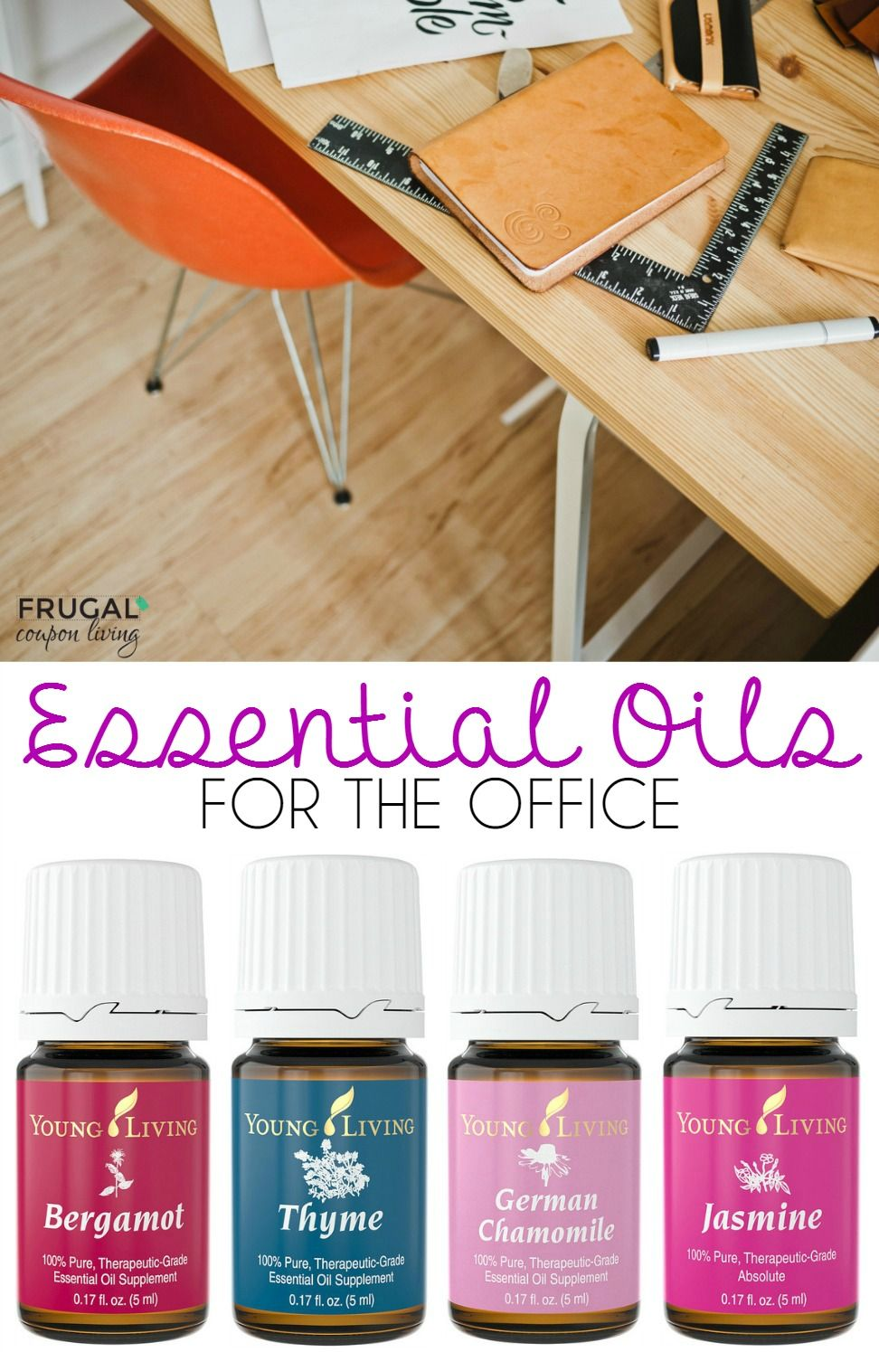 essential oils for office