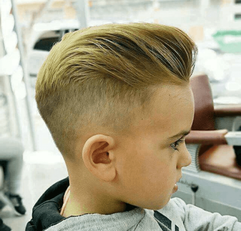 Undercut Kids Hairstyles