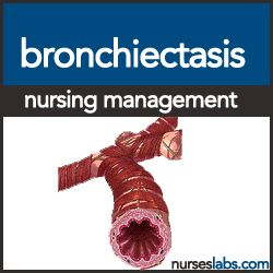 Bronchiectasis Be A Better Rrt Medical Surgical border=