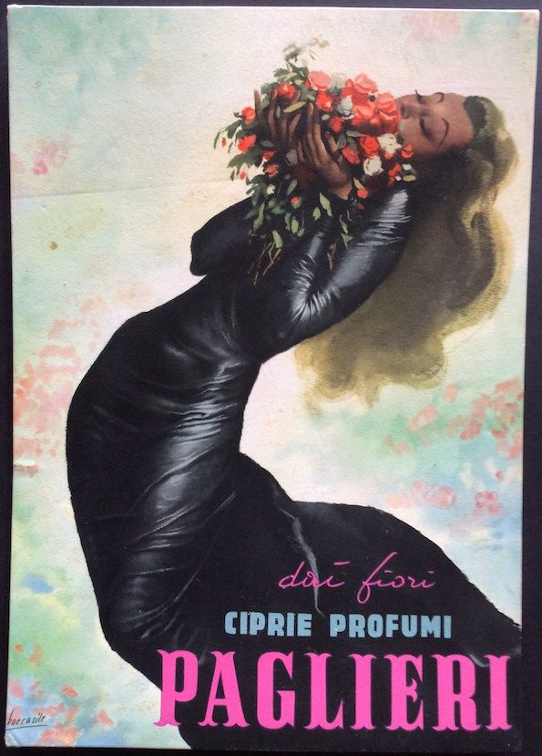 Ciprie E Profumi Paglieri Alessandria Original Vintage Poster Manifesti Originali D Epoca Www P Poster Di Viaggio Vintage Poster Vintage Loghi Vintage