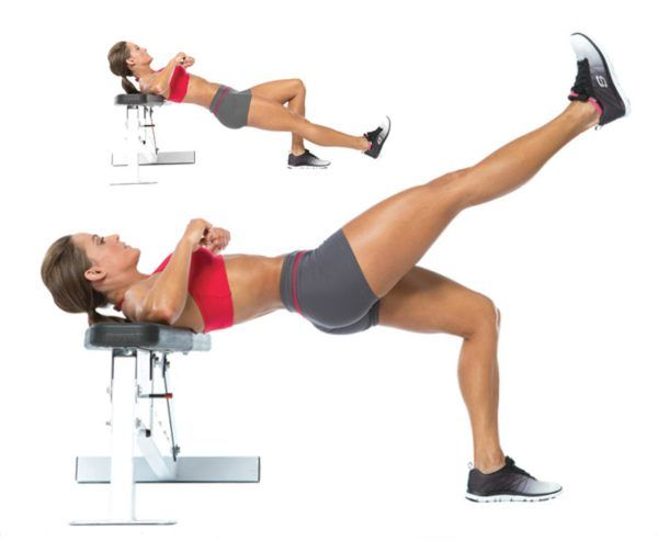 Tone Your Butt Double The Glute Workout For Double The -8184