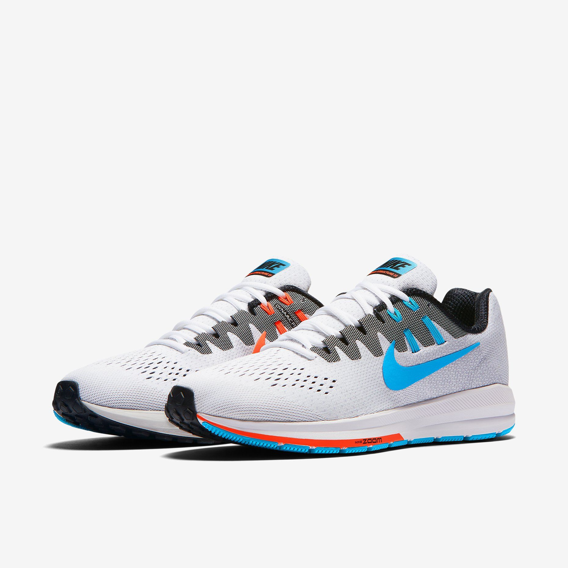 NIKE AIR ZOOM STRUCTURE 20 (ANNIVERSARY) · Running ShoesMens ...