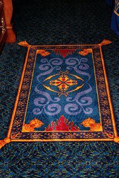 Aladdin rugs and home decor