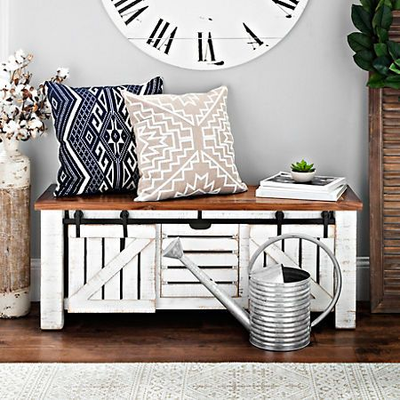 30+ Farmhouse storage bench for bedroom most popular
