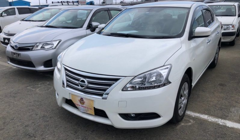 Nissan Sylphy for sale MILEAGE 65000Km YEAR 2014 MAKE