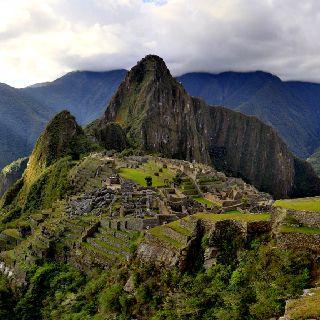 Perú -  Machu Picchu's sunset panorama