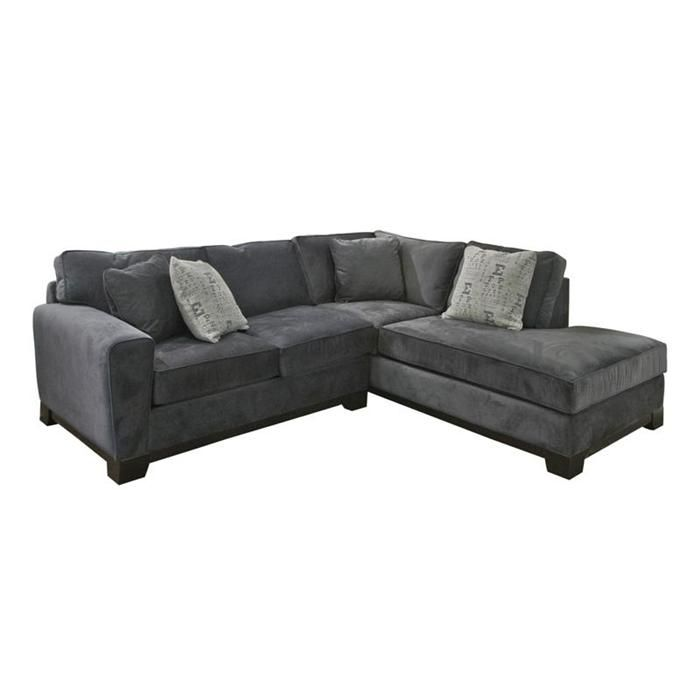 Taurus 2 Piece Sectional Nebraska Furniture Mart Basement At