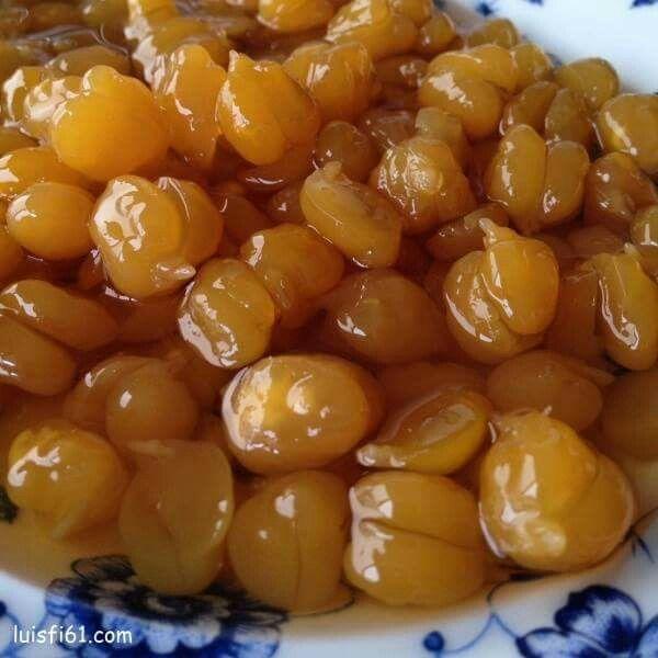 Garbanzo en miel / Semana Santa