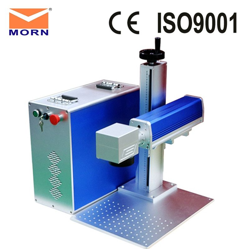 Factory Price 20w Metal Portable Fiber Laser Marking Machine With 150 150mm Working Size Laser Ma Laser Marking Metal Engraving Machine Laser Engraving Machine