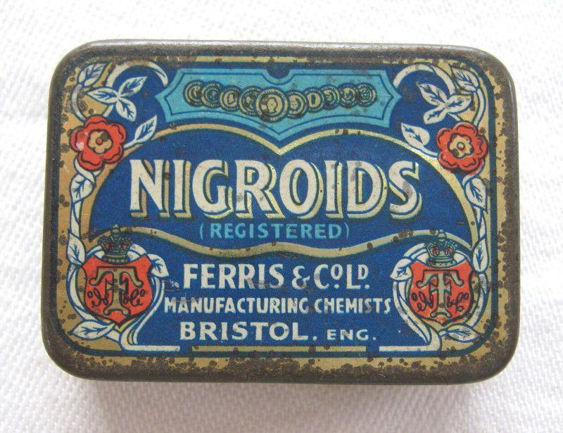 Nigroids