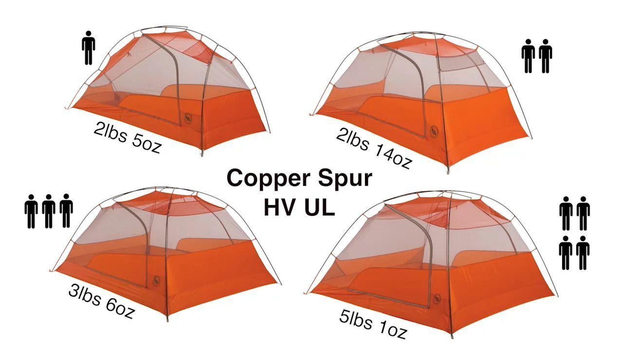Opplanet Big Agnes Copper Spur Hv Ul2 Tent 2 Person 3 Season Video Big Agnes Tent Best Camping Lantern