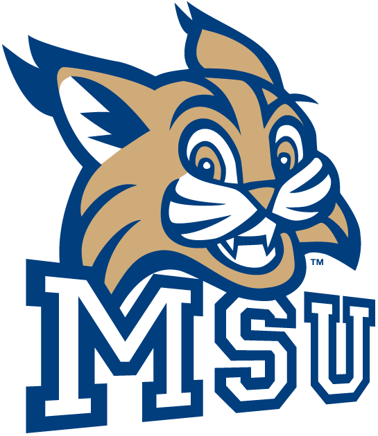 Montana State Bobcats Mascot Champ College Mascots Big Sky In