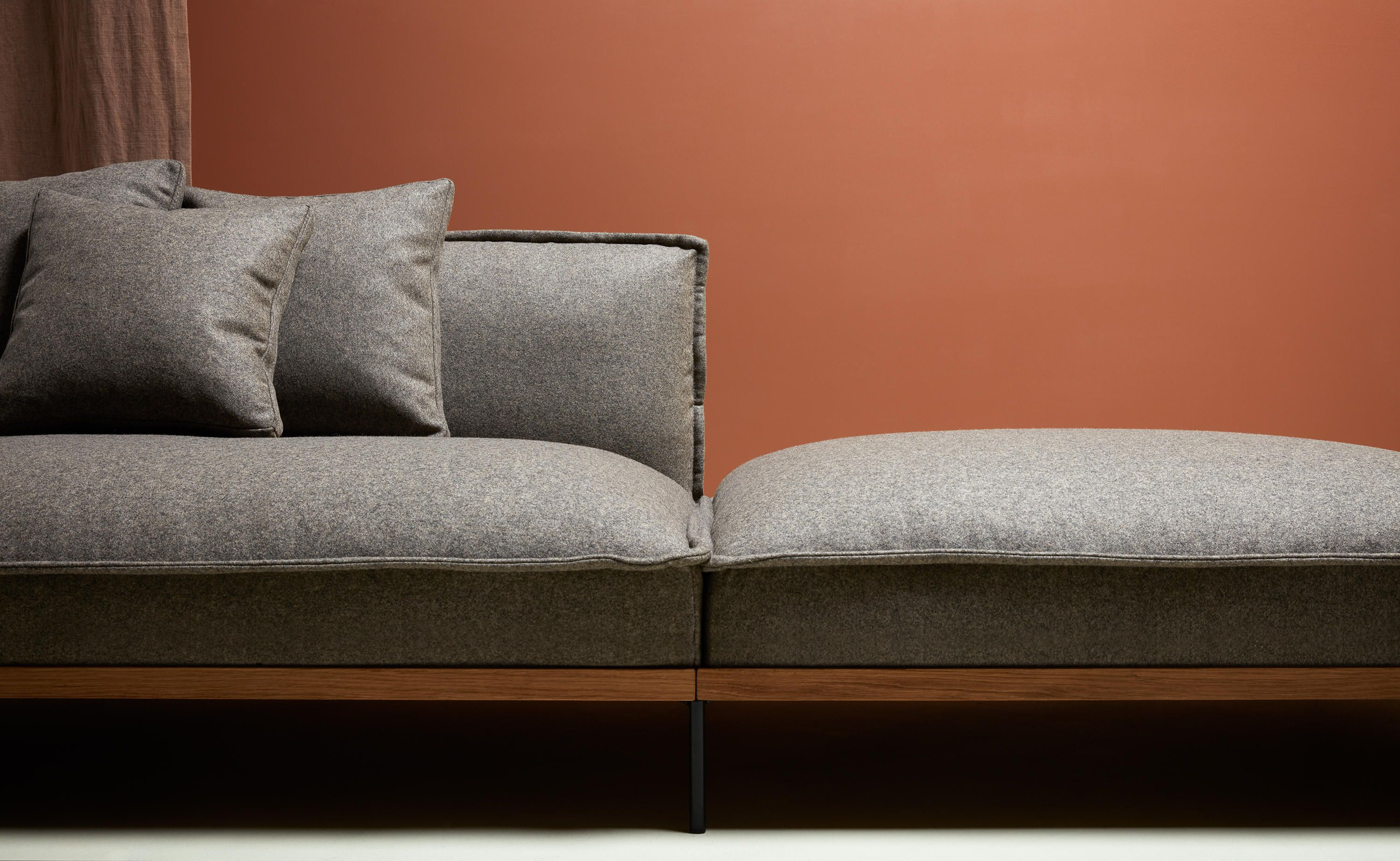 - Jord Double Chaise Lounge By Fogia (With Images) Double Chaise