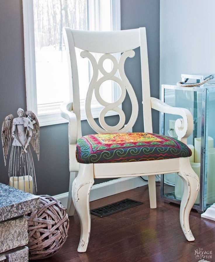 Accent Chair Makeover Share Todays Craft And Diy Ideas Chair Makeover Diy Home Crafts Diy