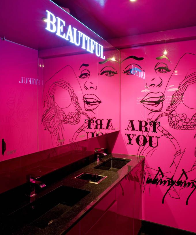 Club MUSÉE is Madrid's fresh take on what night clubs could be — a combination art gallery and night club, but both with a sharp, trendy edge. Designed by creative director and designer Parolio of Madrid's Parolio & Euphoria Lab the space provides a strong back-drop for powerful art. At Club MUSÉE black glass and …